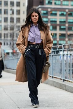 The Latest Street Style From New York Fashion Week | WhoWhatWear UK