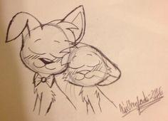 Pen doodle of Richard and Summer. #artist #creativeniaarts #art #love #pendrawings #artwork