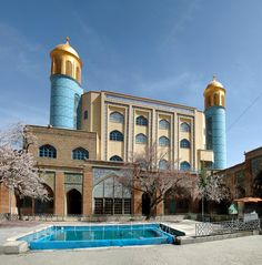 Darolehsan Mosque. Sanandaj