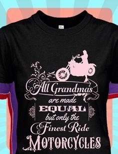 Discover All Grandmas(Made Equal) Ride Bike Women s T-Shirt 8abf60de49