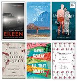 Man Booker Prize 2016 Shortlist - 6 Books - Collection - 9990000033058