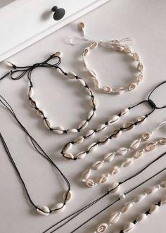 Great shell necklaces - Women's Jewelry and Accessories-Women Fashion Shell Choker, Diamond Choker Necklace, Shell Necklaces, Handmade Necklaces, Diamond Earrings, Beaded Necklace, Cute Jewelry, Diy Jewelry, Jewelery