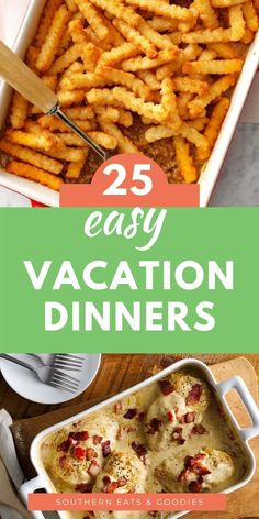 Vacation Meal Planning, Beach Vacation Meals, Vacation Travel, Vacation Food, Vacations, Beach Trip Packing, Packing Lunch, Easy To Cook Meals, Easy To Make Dinners