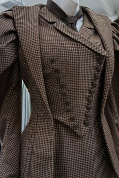 Victorian Walking Dress Victorian Riding by everybodylovesluci