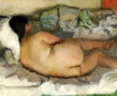 Nude by Claude Rogers