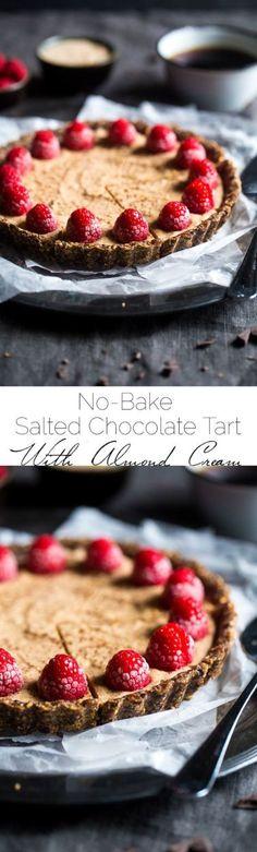No-Bake Salted Choco