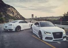 Nissan & Audi - love them