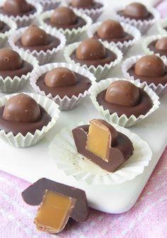 Dumlepraliner Trifle Desserts, No Bake Desserts, Christmas Sweets, Christmas Baking, Christmas Cookies, Bagan, Best Dessert Recipes, Candy Recipes, Home Made Candy