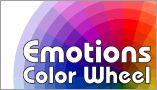 Emotions Color Wheel: Has many emotions, including more obscure ones. Click on the emotion. Gives you a photo of the facial expression, definition, and example of when you would feel that way.