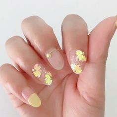 セリアのリーフ型ホログラムで!初心者でもできるひまわりネイル | michill(ミチル) Japanese Design, Japanese Style, Nail Summer, Classy Nail Designs, Nail Jewelry, Summer Design, Nail Polishes, Nail Inspo, Design Tutorials