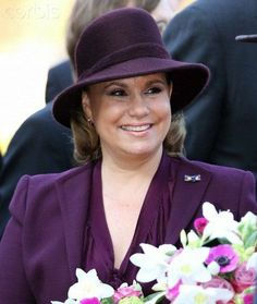 Grand Duchess Maria Teresa, March 21, 2012