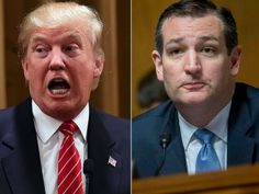 Trump and Cruz Partner to Strip Planned Parenthood's Funding 8/4/15.