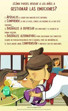 En nuestro blog, consejos para cuidar la salud emocional de su pequeñ@: bit.ly/1jtbgeo