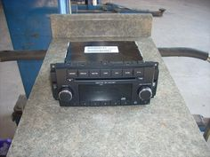 2013 Chrysler 200 RADIO - find great used parts for any car on PartingOut.com