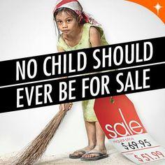 abolish child labour and slavery