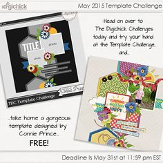 Template Challenge May 2015