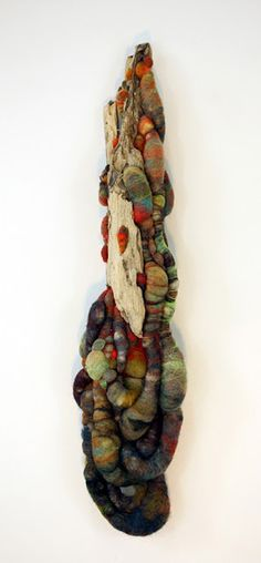 Jodi Colella # sculpture textile