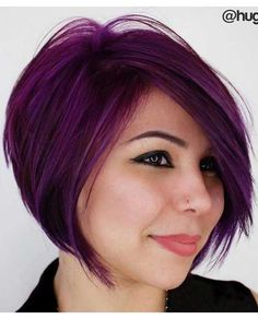 Good-Looking Bob Hairstyles for Rounded Faces | Bob Hairstyles 2015 - Short Hairstyles for Women
