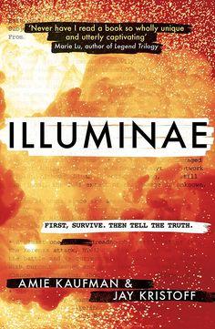"""Illuminae"" (The Illuminae Files: Book 1) by Amie Kaufman & Jay Kristoff"