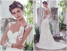 Maggie Sottero Autumn 2016: Luxurious and glamorous wedding dresses Image: 0
