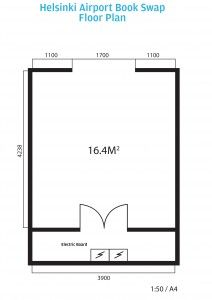The Book Swap floor plan. Feel free to repin with your ideas on it :)