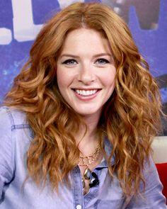 Natural Curls - Rachel Lefevre from #InStyle