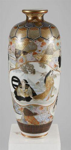 SatsumaJapanese AntiquesMore Pins Like This At FOSTERGINGER @ Pinterest