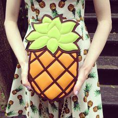 I Carried a Pineapple