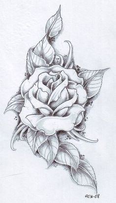 Black and white rose tattoos for women. Black and white rose tattoos for women. Black and white rose shoulder tattoos for women. Black and white rose sleeve tattoos for women. Kunst Tattoos, Bild Tattoos, Arm Tattoos, Tattoo Drawings, Cool Tattoos, Tatoos, Sleeve Tattoos, Rose Drawings, Rose Drawing Tattoo