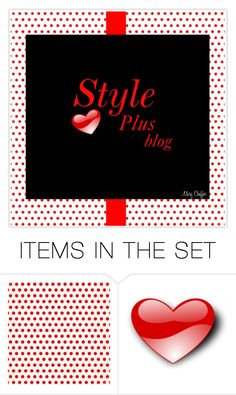 """""""Style Plus blog"""" by mcheffer ❤ liked on Polyvore featuring art"""