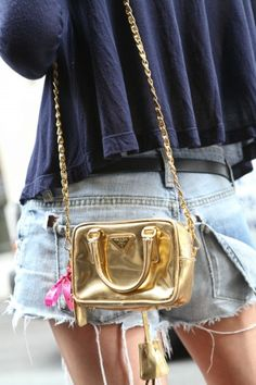 Bag Stalking: 15 Pieces Of NYCs Most Inspiring Arm Candy