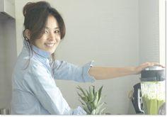 Shiho Yano - juicing!