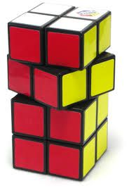 Puzzles & Games Methodical Brand New 2x2x3 Tower Shaped Magic Cube Black Educational Toy Special Toys Cheap Sales
