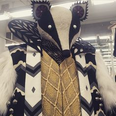 This Girl Lel: Klaus & The Vixen beautiful costumes for Finish National Opera.