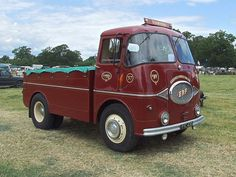ERF Ballast Tractor by classic vehicles, via Flickr