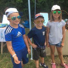 Kids love them, we love them 😍😎🌳 Wooden Sunglasses, Fan, Kids, Photos, Blue, Fashion, Young Children, Moda, Boys