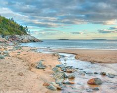 Most days I think to myself, let me just hop into my car and go to Maine. One day I hope I get enough courage to do it.