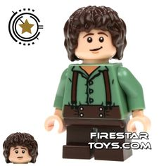 LEGO Lord of the Rings Minifigure - Frodo Baggins