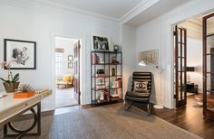 Uma Thurman's Gramercy Park Apartment Is Listed for $6.25 Million Photos | Architectural Digest