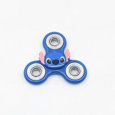 Pikachu and Monsters Inc Fidget Spinners