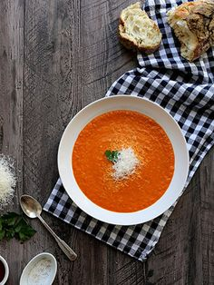Feeling lazy and cold? Try this easy soup recipe for dinner