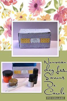 Carole, Artisanal, Decorative Boxes, Home Decor, Ayurvedic Plants, Soaps, Cleanser, Decoration Home, Room Decor