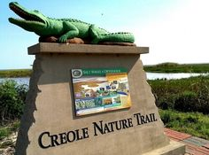 Beaches to Gators to Music - discover southwest Louisiana's Creole Nature Trail scenic byway.