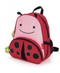 Skip Hop Ladybug Backpack $34.95 www.sweetcreations.com.au #sweetcreations #baby #toddlers #kids #school