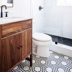 Berkeley Bathroom Vanity Cabinets with Top - Modern Bathroom Vanities - Modern Bath Furniture - Room & Board Bathroom Vanity Cabinets, Wood Bathroom, Bathroom Flooring, Master Bathroom, Bathroom Ideas, Bathroom Remodeling, Shared Bathroom, Modern Bathroom Furniture, Modern Bathroom Vanities