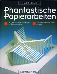 this was one of the books i used for my kirigami experiments. unfortunetly it's in german which made my life really difficult but i just guessed at what they meant and for the most part i think i was right