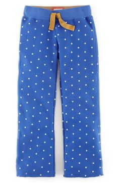 Mini Boden 'Favourite' Print Sweatpants (Toddler Girls, Little Girls & Big Girls) available at #Nordstrom