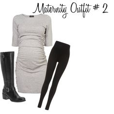 """Maternity Outfit 2"" - so cute"