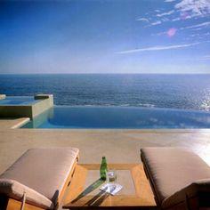 modern pool by Studio H Landscape Architecture. Houzz.com