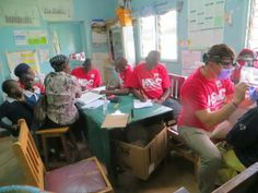 Loitokitok, Kenya Oral Health Project